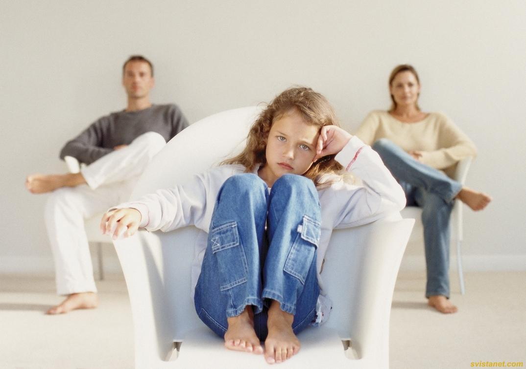 как делится квартира при разводе если есть несовершеннолетний ребенок