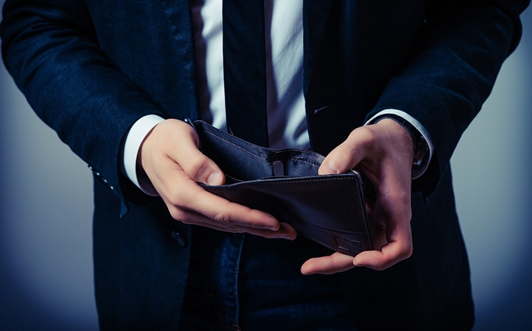 банкротство должника не имеющего имущества