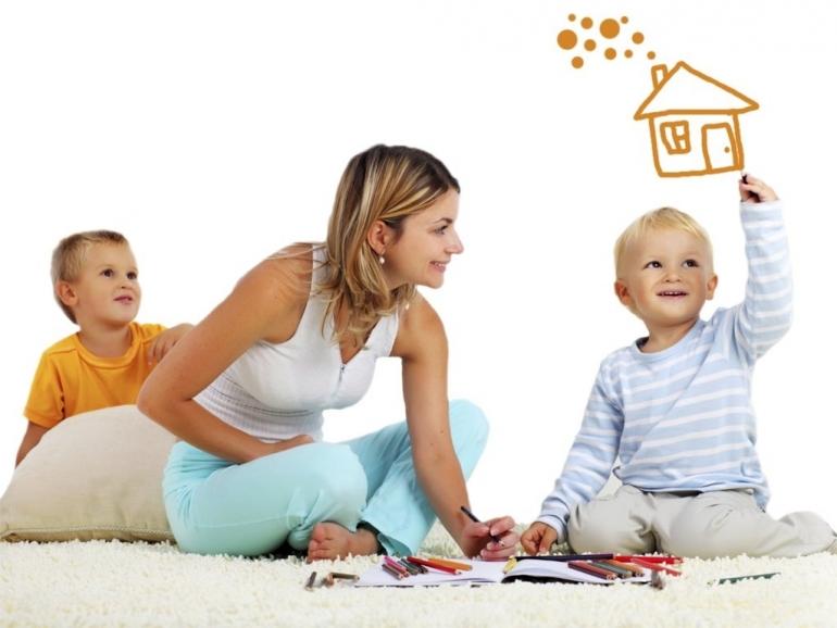Какую квартиру можно купить если несовершеннолетний имеет доли